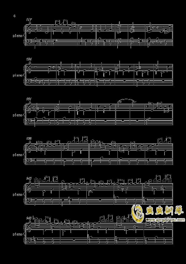 虫虫钢琴 钢琴谱 >> 华语女歌手 >> 邓紫棋 >>我要我们在一起(改编)