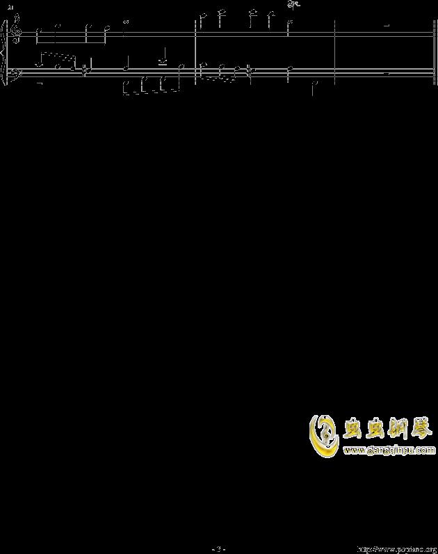 三部创意曲钢琴谱-hello!巴赫-虫虫钢琴谱免费下载图片