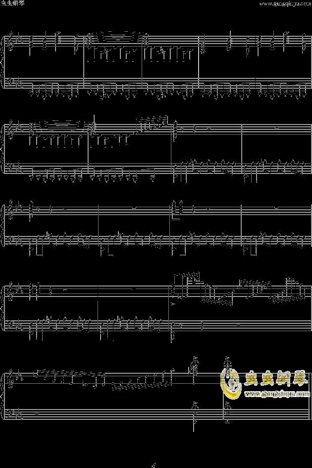 86版西游记主题曲-片头曲,86版西游记主题曲-片头曲谱