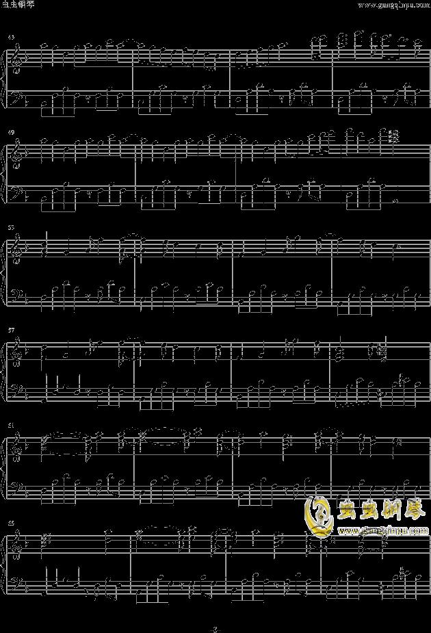 莲说钢琴简谱_小星星钢琴简谱