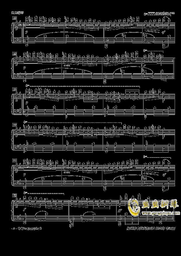 车尔尼练习曲作品740第49钢琴谱-车尔尼-czerny-虫虫