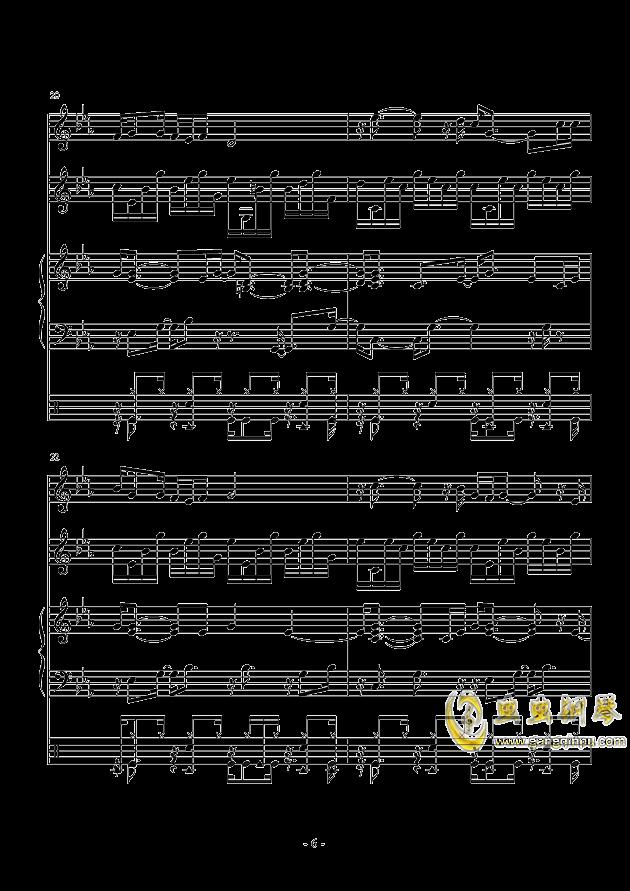 你的样子钢琴谱-罗大佑-虫虫钢琴谱免费下载图片