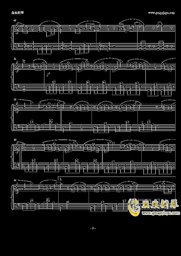 《江南-林俊杰-金龙鱼独奏版 (1218x1724) 林俊杰黑键简谱_图片搜索