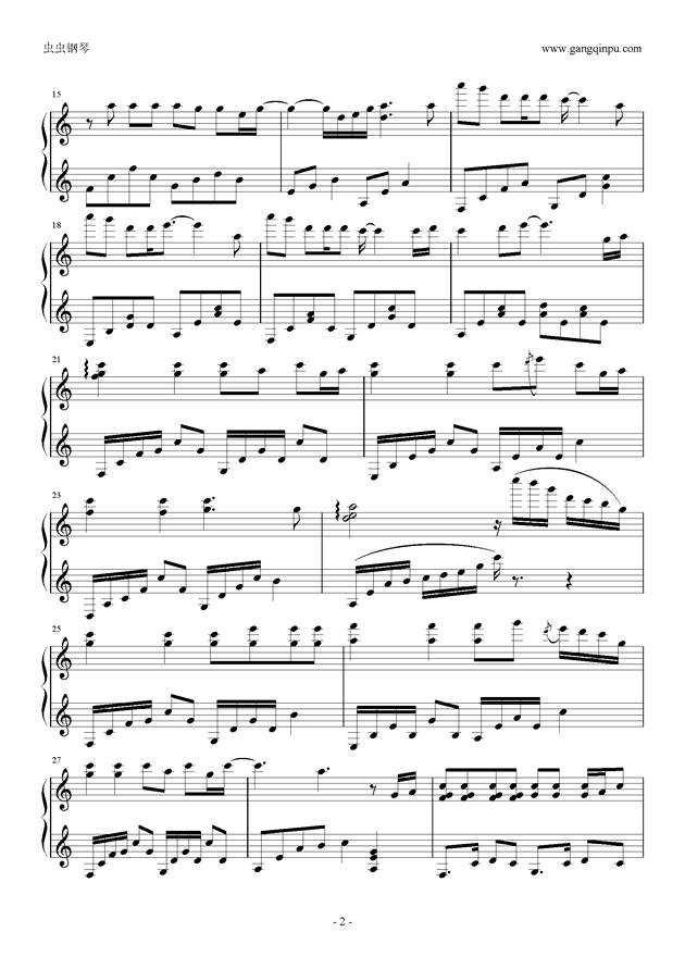 u钢琴谱简谱_小星星钢琴谱简谱