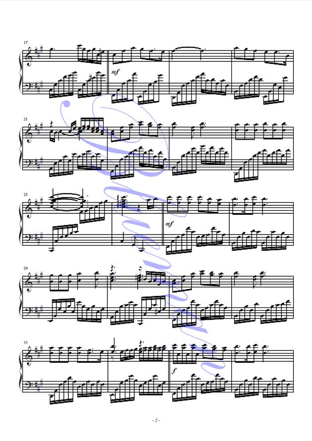 好人好梦钢琴谱-黑鸭子-虫虫钢琴谱免费下载