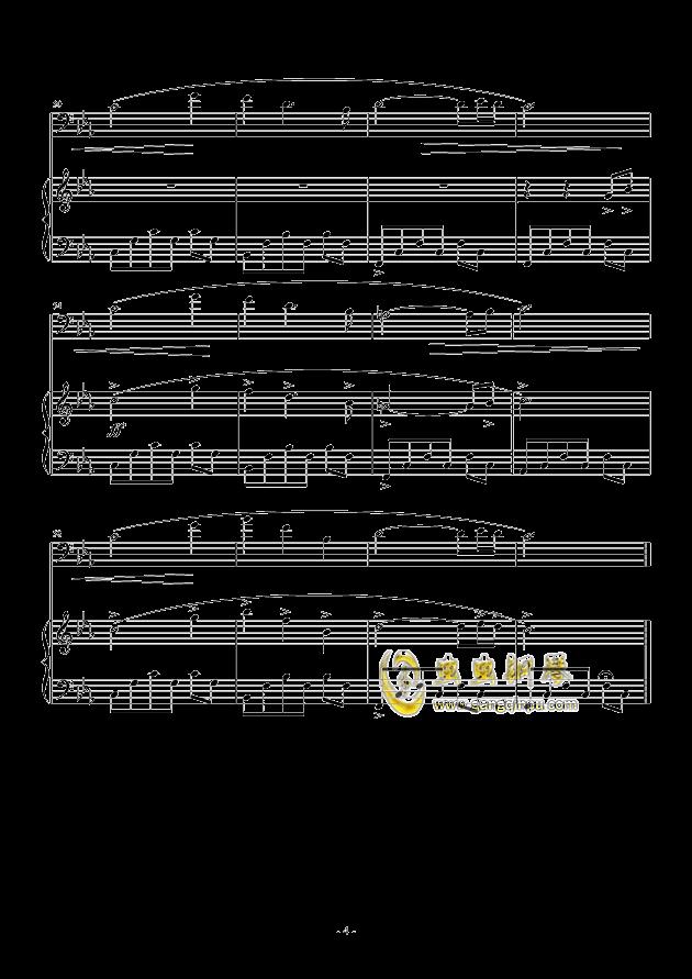 冒险岛—克里塞村钢琴谱-冒险岛-虫虫钢琴谱免费下载