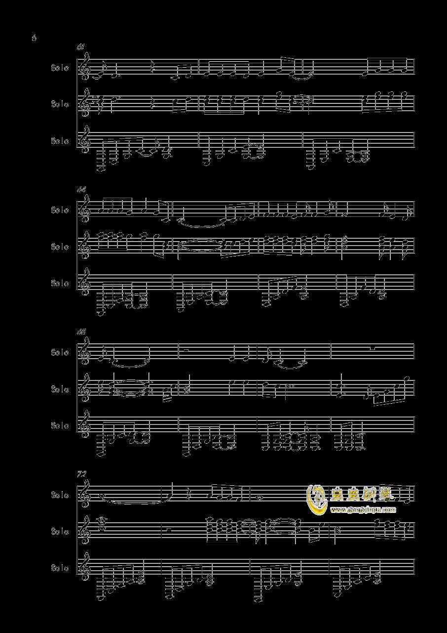 rain钢琴谱-范晓萱-虫虫钢琴谱免费下载