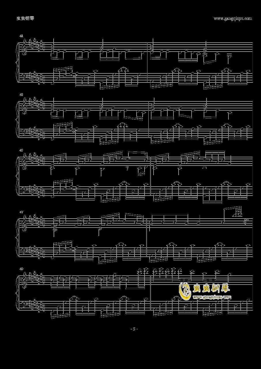 《采茶纪》(古风)——双笙,双笙钢琴谱,双笙钢琴谱网