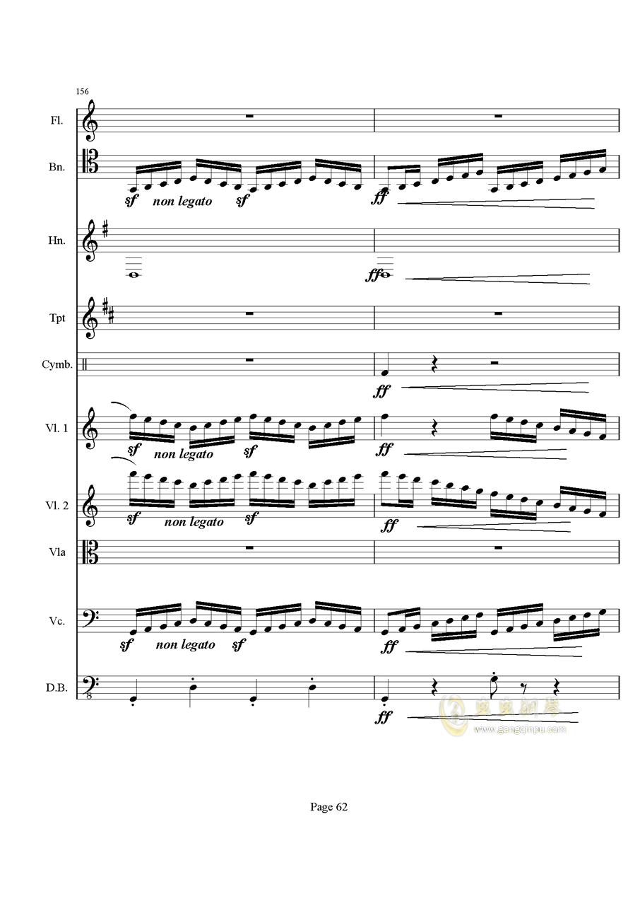 >> 名人名曲 >> 贝多芬-beethoven >>奏鸣曲之交响(第21-Ⅰ)