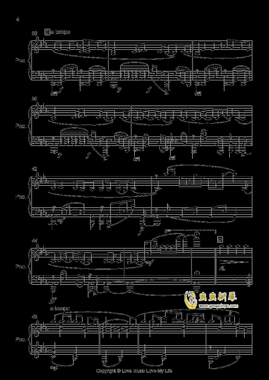 逛灯 钢琴曲谱-梦灯笼,梦灯笼钢琴谱