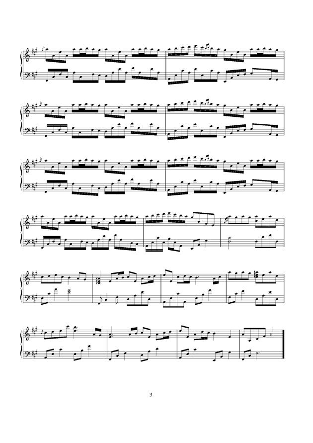 in you钢琴谱c调简谱
