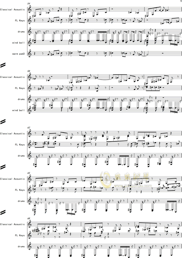 冒险岛旧版登录音乐钢琴谱-冒险岛-虫虫钢琴谱免费