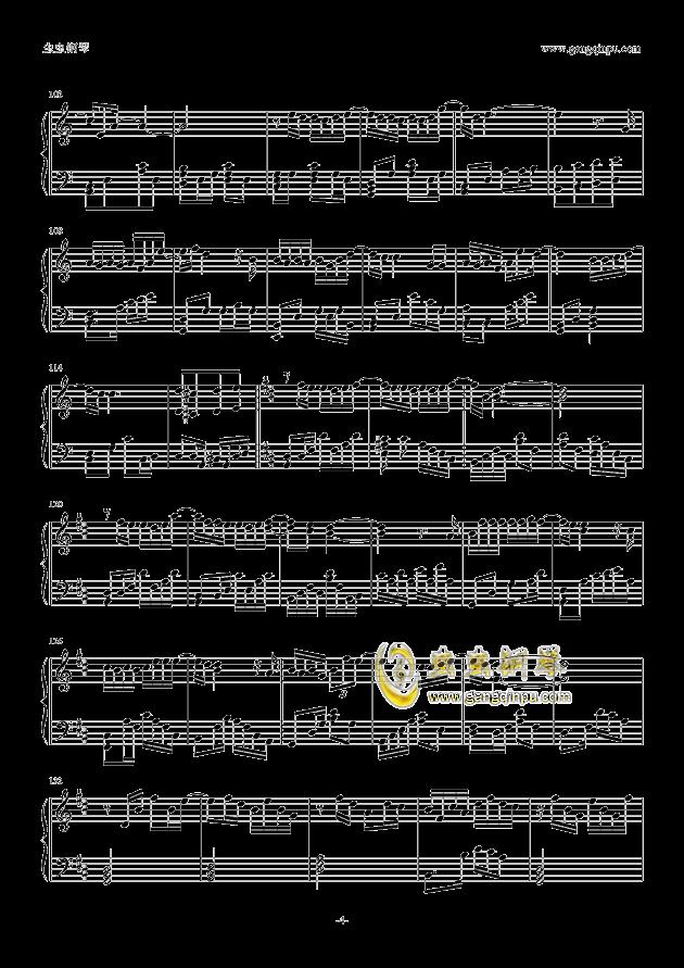 绅士-薛之谦,绅士-薛之谦钢琴谱,绅士-薛之谦钢琴谱网