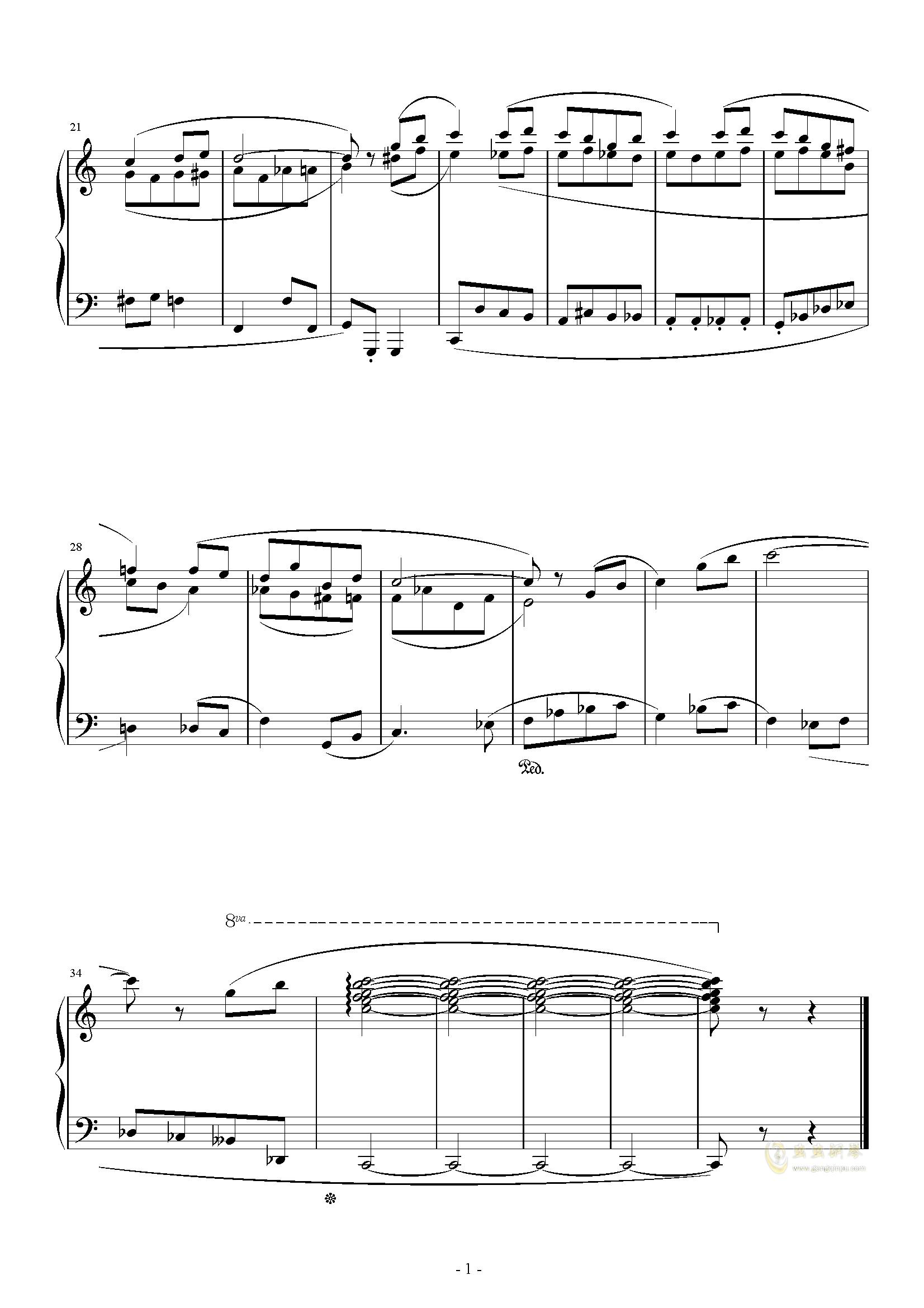 岛歌钢琴谱-流行追梦人-虫虫钢琴谱免费下载