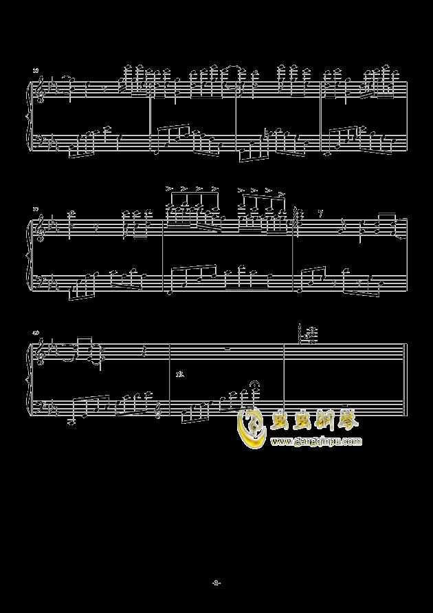 青花瓷(郁闷版)钢琴谱-周杰伦-虫虫钢琴谱免费下载