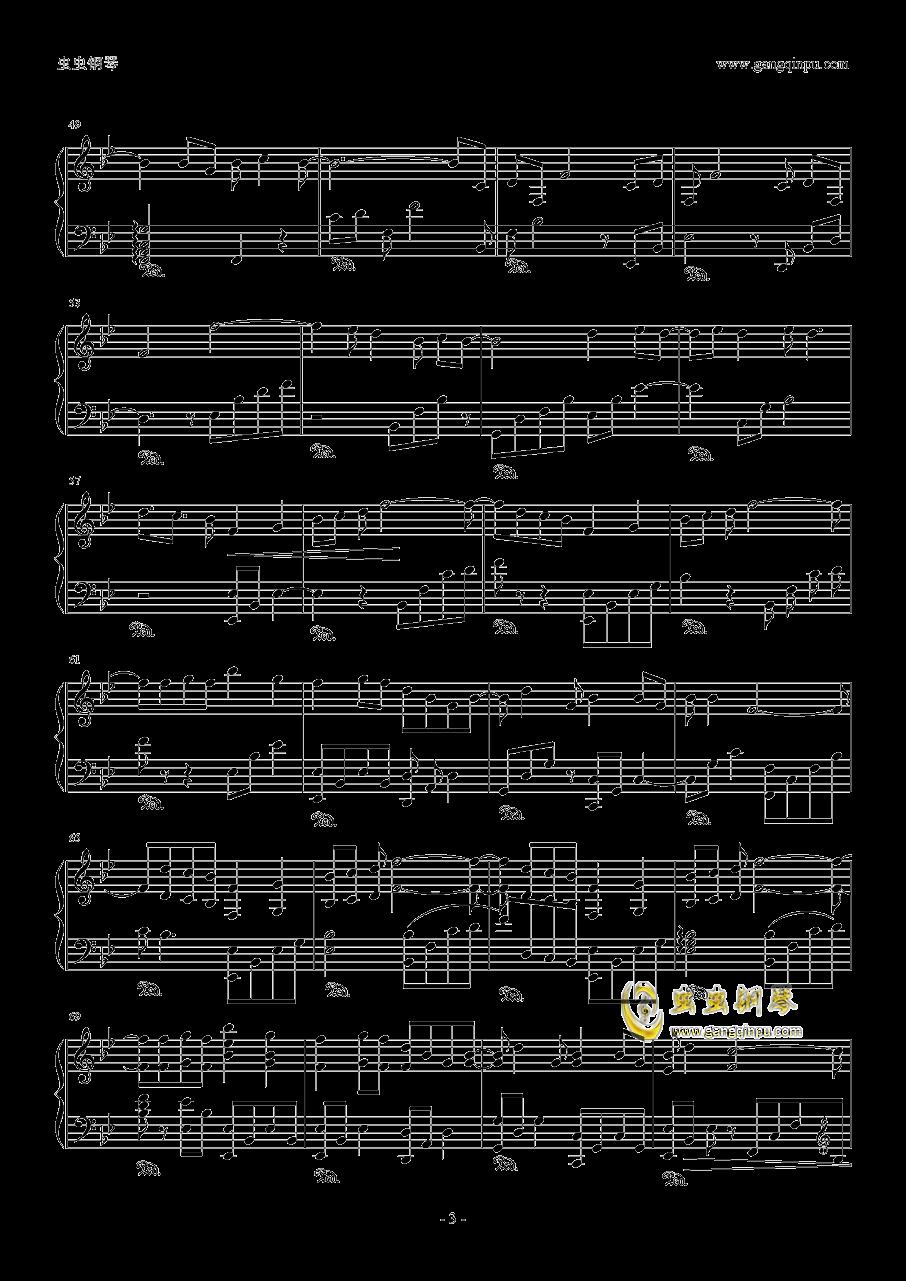 虫虫钢琴 钢琴谱 >> 影视游戏 >> 最好的我们 >>网剧《最好的我们》插