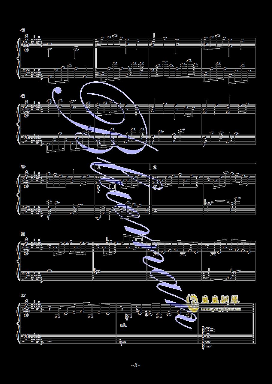 snowdreams - 雪之梦,snowdreams - 雪之梦钢琴谱