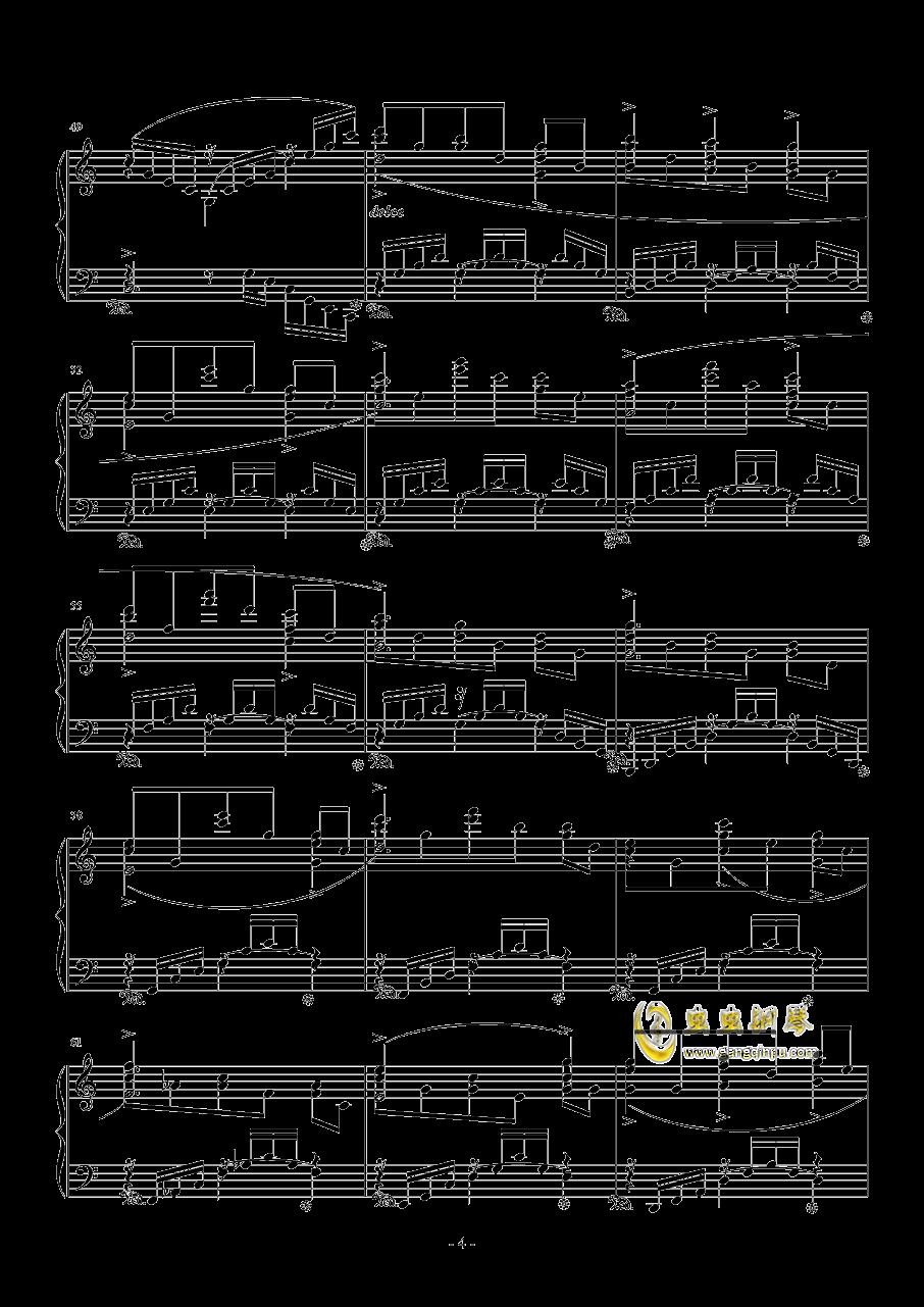 雪绒花,雪绒花钢琴谱,雪绒花钢琴谱网,雪绒花钢琴谱