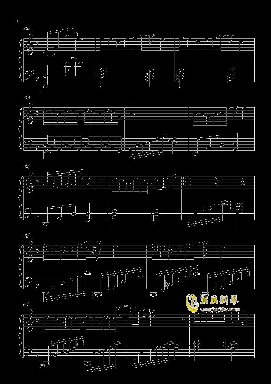 虫虫钢琴 钢琴谱 >> 华语男歌手 >> 薛之谦 >>动物世界