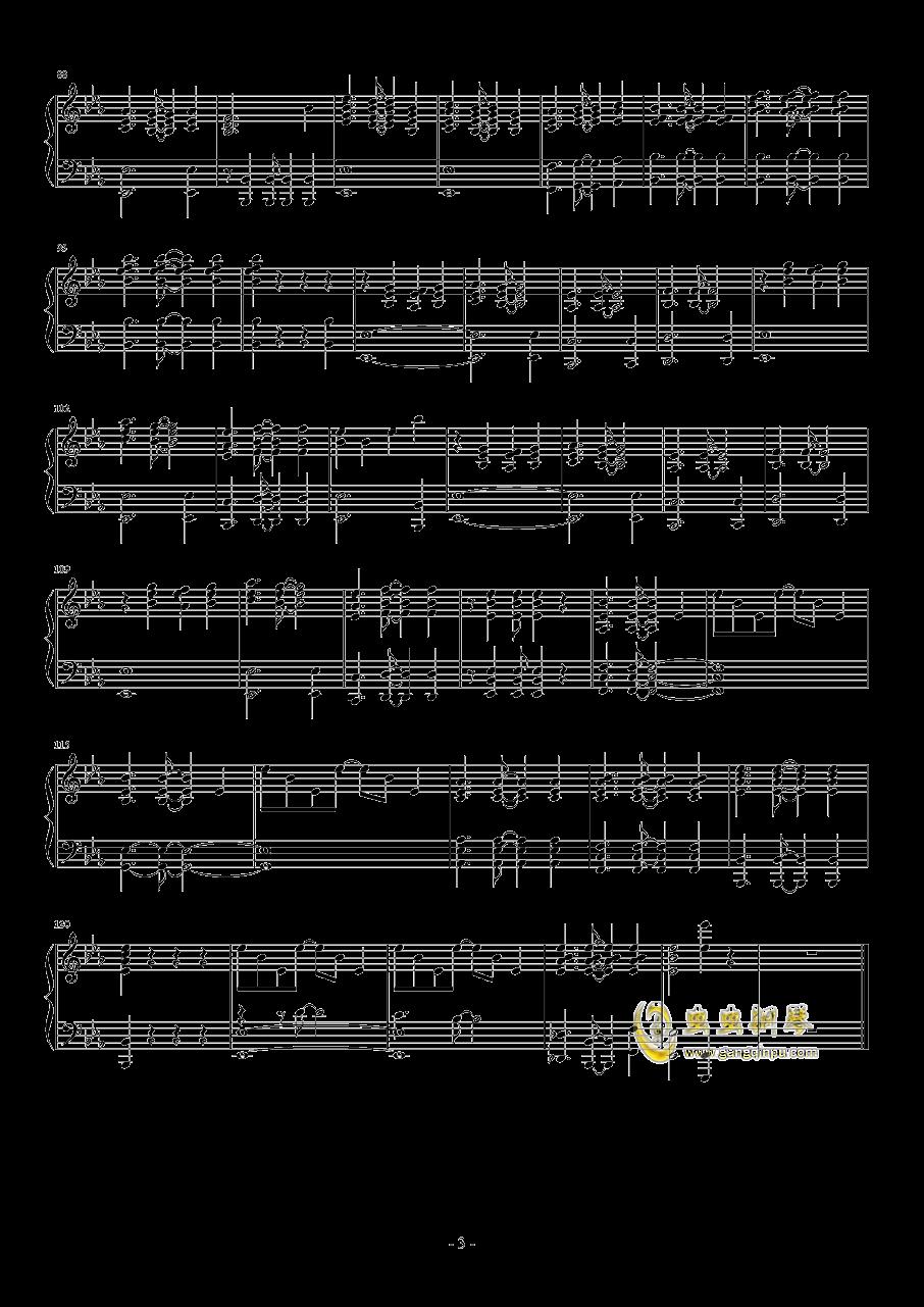 alleluia合唱谱子简谱