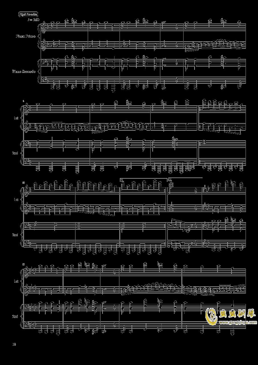吉他谱 第18页