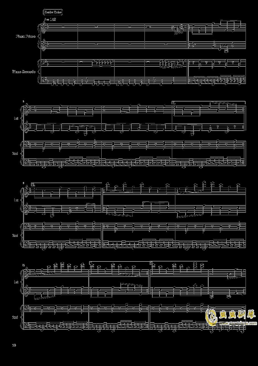 吉他谱 第20页