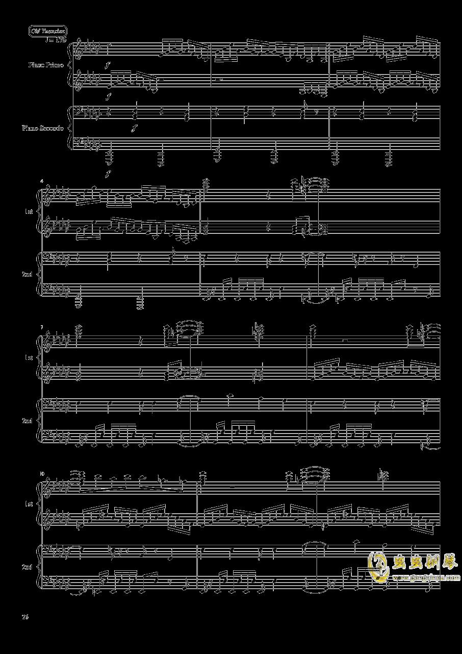 吉他谱 第26页