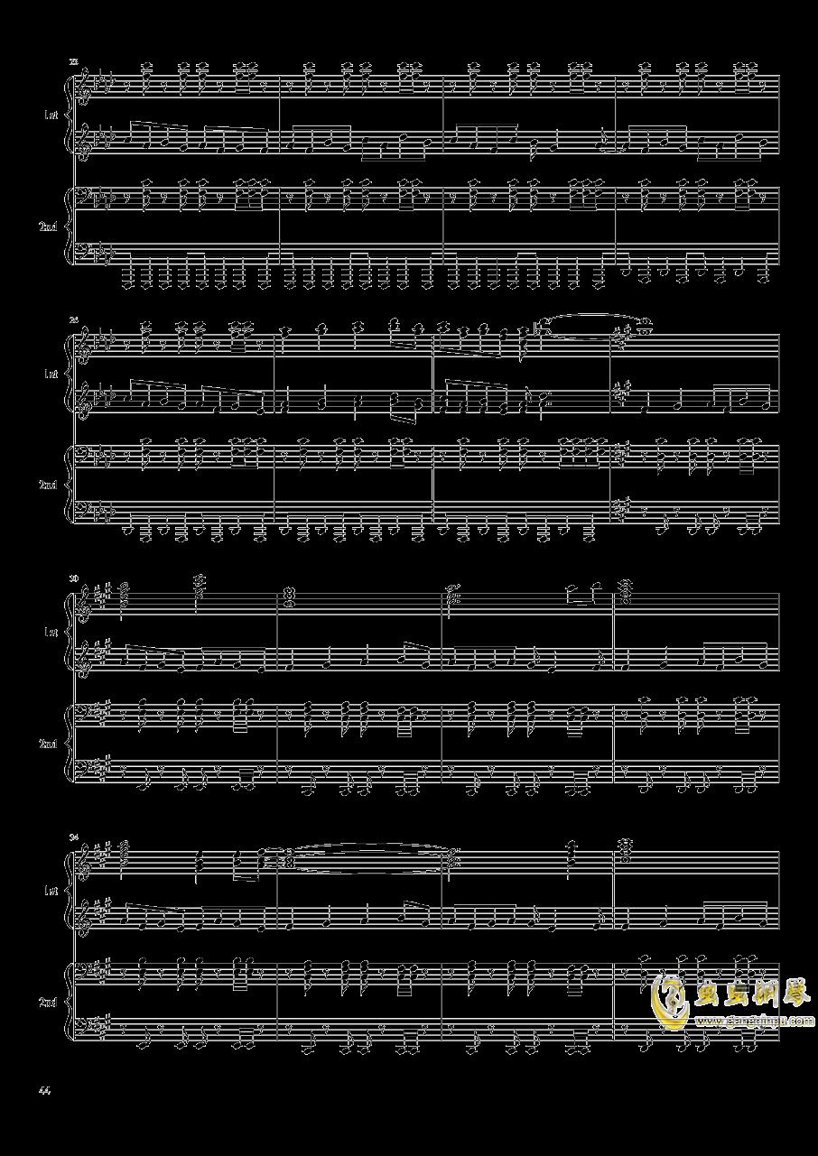 吉他谱 第44页