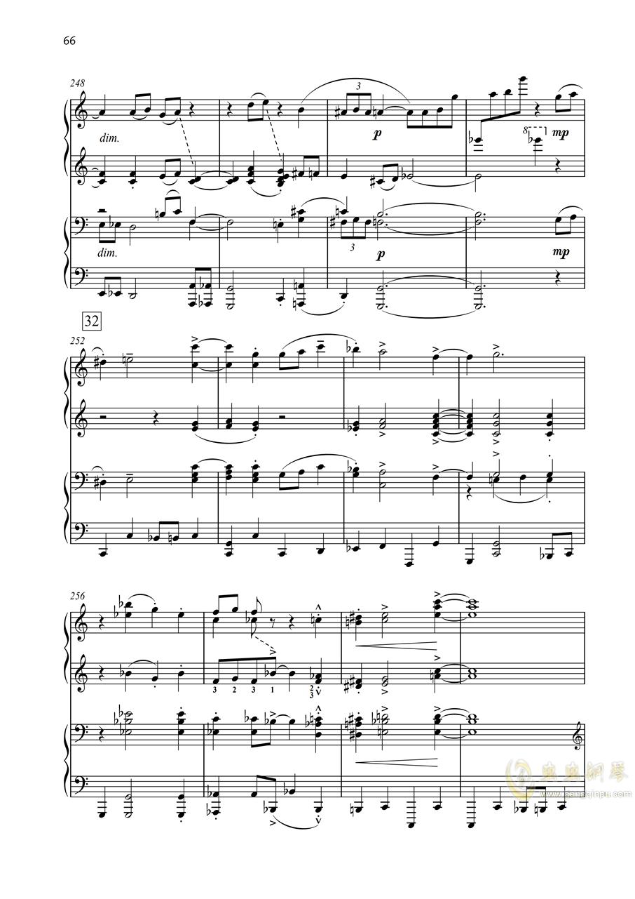 吉他谱 第21页